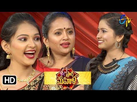 Star Mahila   3rd October 2018   Full Episode   ETV Telugu