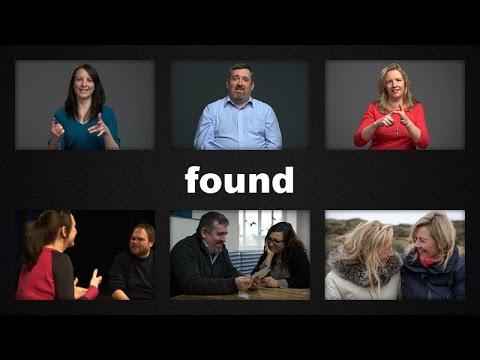 BSL Zone: Found - Documentary about Deaf identity (2015)