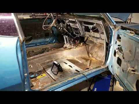1968 Camaro Project #2
