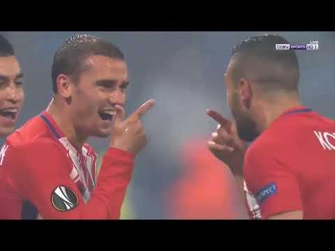 (sport) europa league final atletico madrid vs marseille 3-0 highlight and goal (2018)