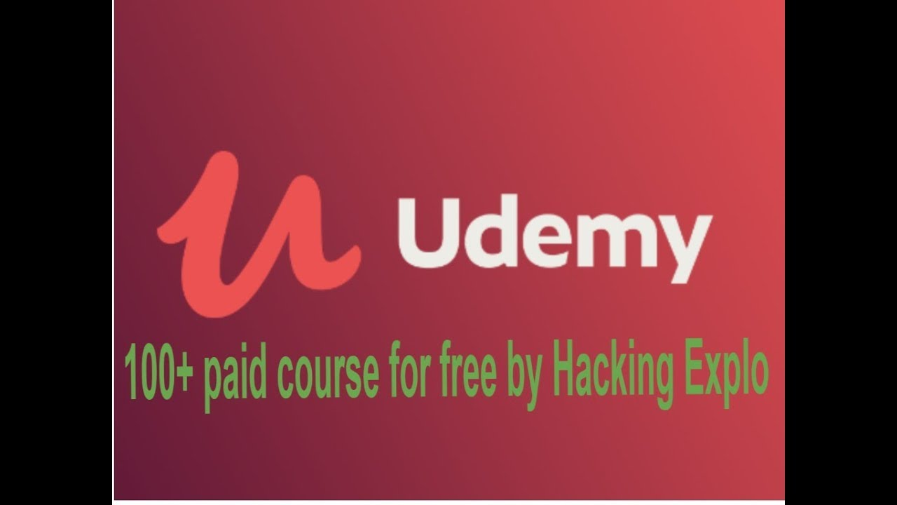 How To Get 100+ udemy paid Course For Free
