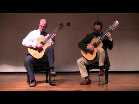 Athens Guitar Duo - The Violet Hour (The Civil Wars)
