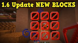 Minecraft Xbox / PE - BARRIER BLOCK CONFIRMED! (1.6 Features)