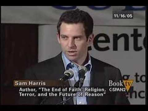 Sam Harris on stem cell research