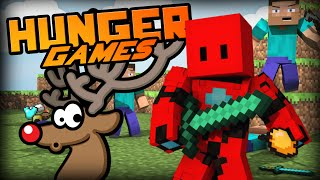 MINECRAFT HUNGER GAMES - RUDOLPH THE RED NOSE!