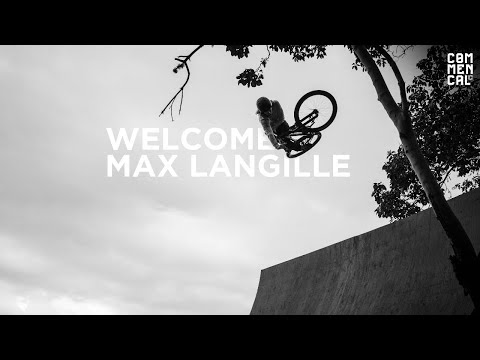 COMMENCAL Canada - Welcome Max Langille
