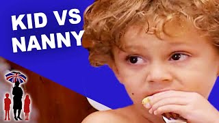 Supernanny | 4yr Old Thinks He Can Mess With Supernanny