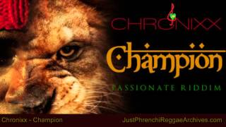 Chronixx - Champion