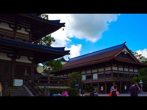 [4K] Japan Pavilion | Epcot