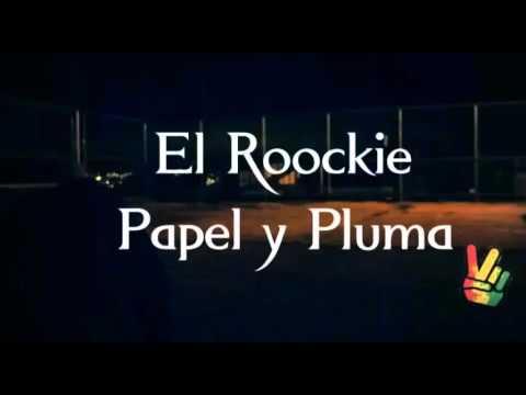 papel y pluma el roockie
