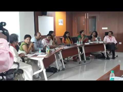 astitvupp: Domstic violence, moderator mrs.Anju dubey panday 9.9.17