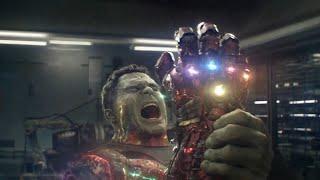 Hulk Snaps // Banner Brings Everyone Back | Avengers: Endgame [Open Matte/IMAX HD]