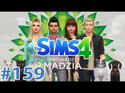 The SimS 4 #159 - Pożegnalne przyjęcie