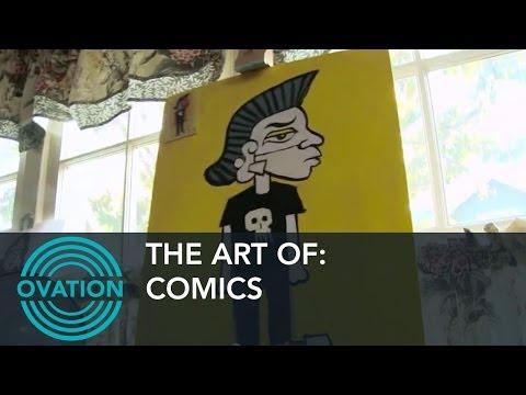 The Art Of: Comics - Lalo Alcaraz - Ovation