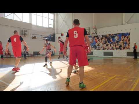 РБЛ  Спарта vs Русич 03 11 19
