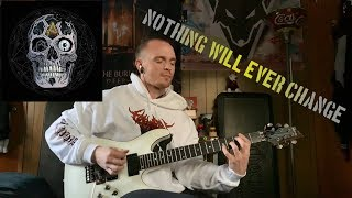 Atreyu | Nothing Will Ever Change | Guitar Cover