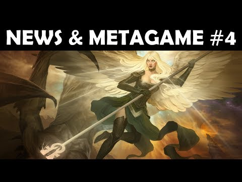 NEWS & METAGAME #4 : Spoiler Amonkhet // Banlists // Standard // 42 Lands Modern