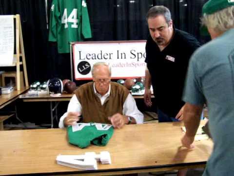 Pete Retzlaff Autograph Event