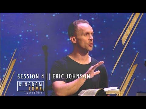 KINGDOM COME SA 2018 || SESSION 4 || ERIC JOHNSON