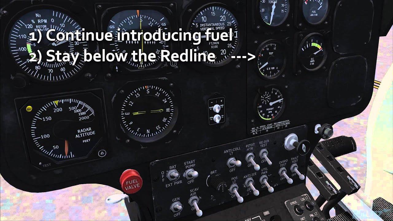 MilViz MD530F - Just Flight