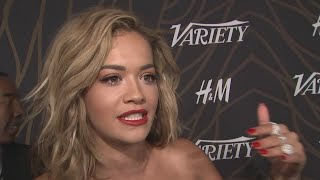 Rita Ora 'proud' of voices speaking out for good