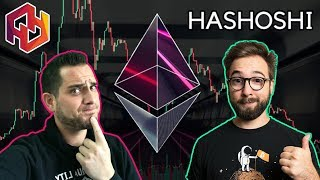What's REALLY Happening With Ethereum? Hashoshi x Crypto Zombie LIVE | Cryptocurrency Chat $ETH