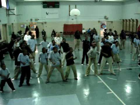 Hinton Elementary School, Chicago---10/21/09