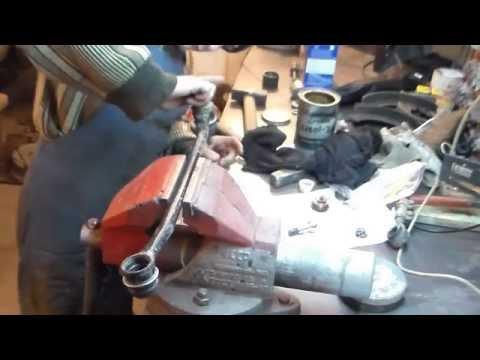 Замена рулевых наконечников(тяг)ваз классика № 6