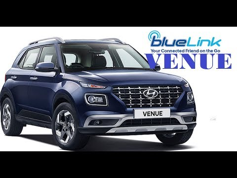 Hyundai VENUE Full Graphic Video Review -Smart Engineering