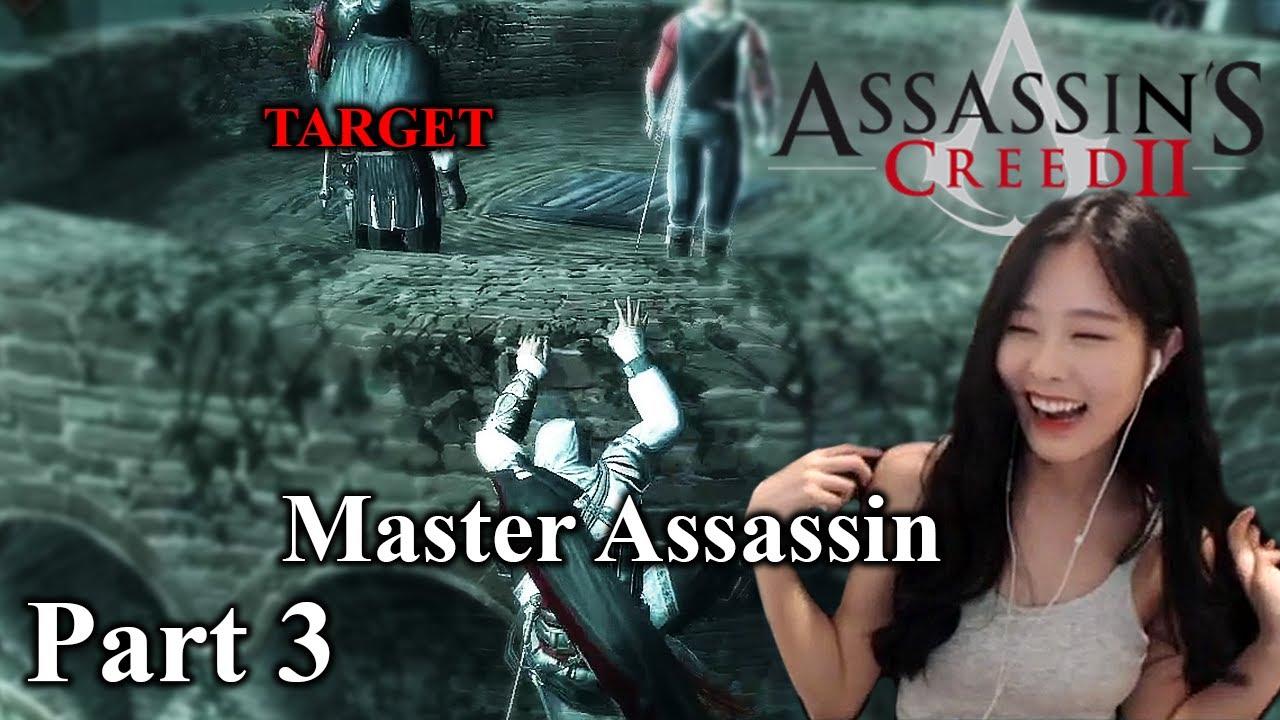 39daph Plays Assassins Creed 2 - Part 3