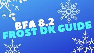 8.2 FROST DK GUIDE