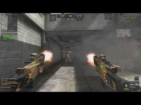 Point Blank - Major um usando hack Nick Novasky