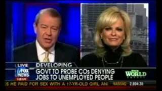 Kelly A. Saindon on Fox Business News | Unemployment Rights