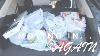 COLLEGE Vlog #34: MOVING IN... AGAIN
