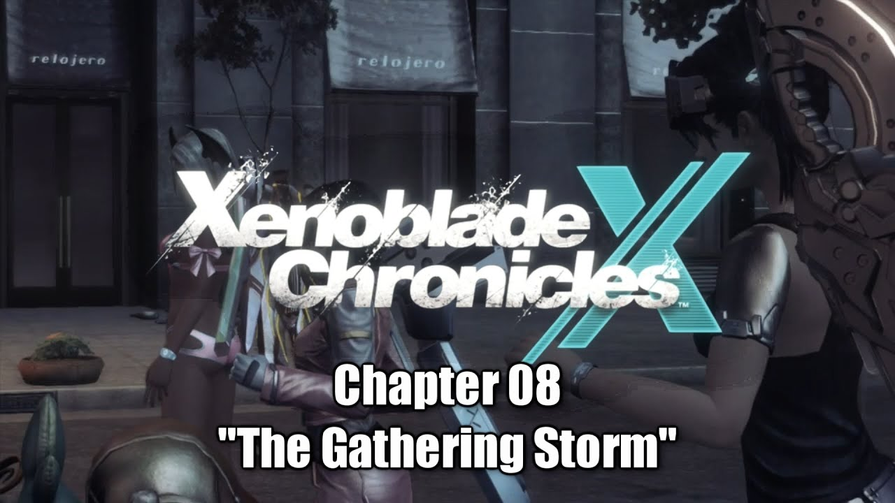 To the last chap the gathering storm