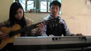 Hoà tấu Guitar và Organ(+piano): Red River Valley: by HD