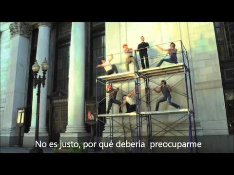 Dont wanna Know - Cheyenne Jackson (Subtítulos Español)