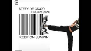 STEFY DE CICCO Feat. Tom Stone - Keep on jumpin
