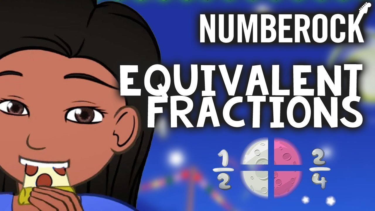 Equivalent Fractions Song 3rd Grade