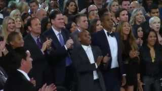 kanye west pulls a taylor swift on beck jay z beyonce reaction 2015