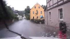 Geising Stadt Altenberg Osterzgebirge 9.8.2013