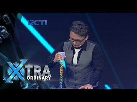 XTRA ORDINARY - Tegang Banget Waktu Abel Menyusun Lapisan Paling Terakhir [20 April 2018]