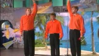 КВН Летний кубок (2001) - Уральские пельмени - Приветствие
