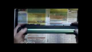 Заправка картриджей HP Q5949A (49а) и Q5949X (49х) инструкция(http://coolprint.ru представляет наглядное видео