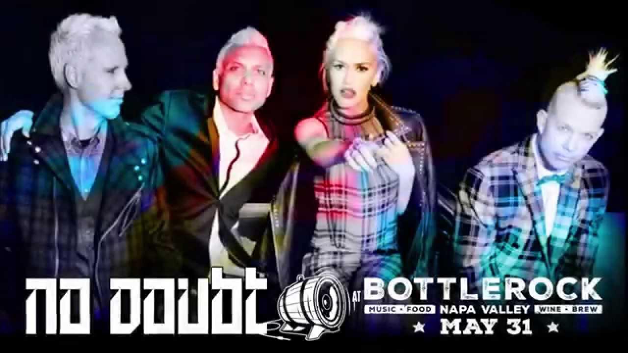 No Doubt — BottleRock Napa