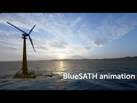 BlueSATH project. Offshore wind deployment in Spain