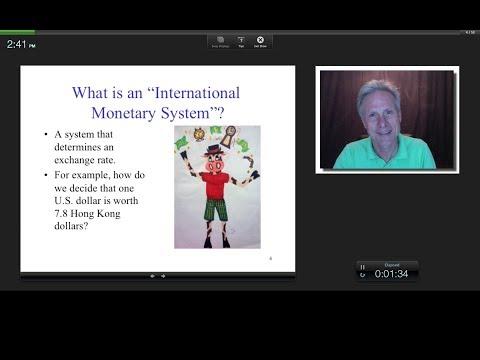 International Monetary Systems, James Tompkins