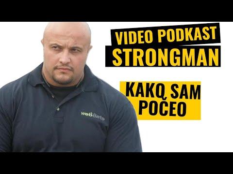 Kako sam poceo Strongman Onlajn Method