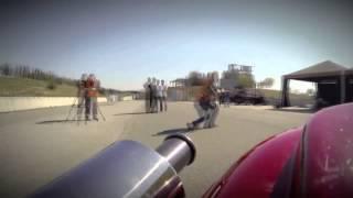 Бешеная газонокосилка Honda попала в Книгу рекордов Гиннесса