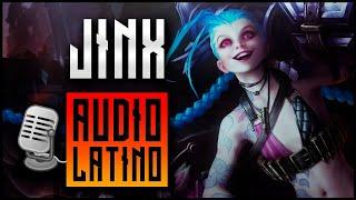 Voz de Jinx [Audio Español Latino]